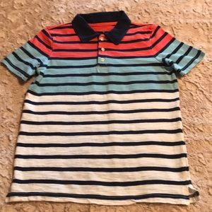 Polo Style top from Carters